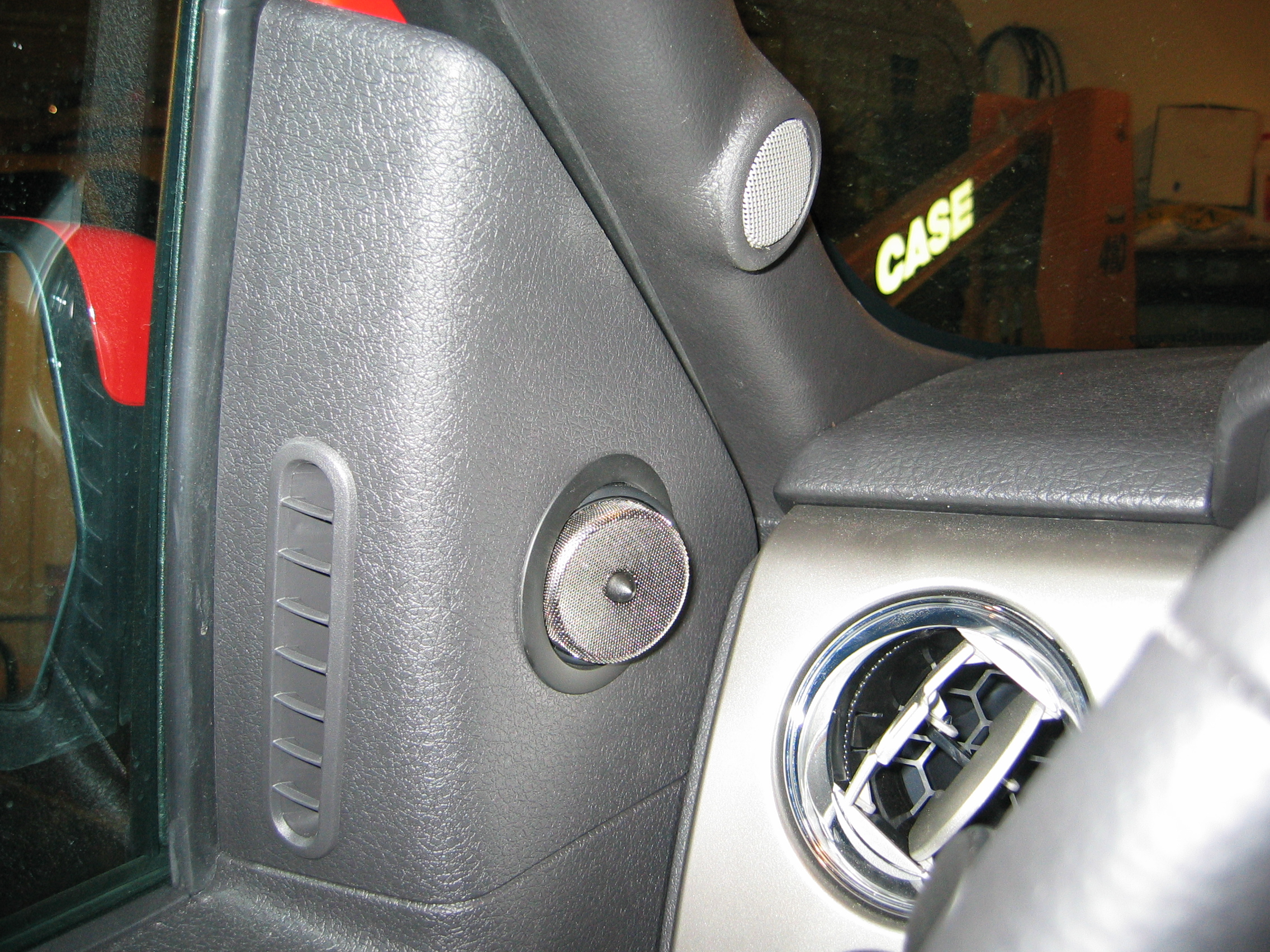 ford truck speakers